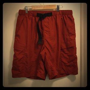 Men's North Face Paramount Trail Shorts Medium